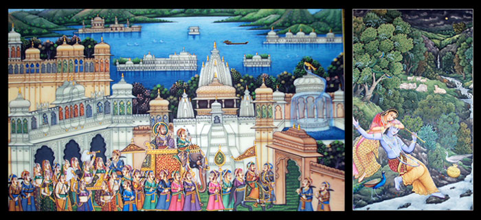Miniature Paintings exporter in india
